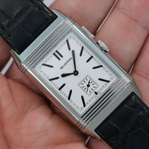 Jaeger-LeCoultre Grande Reverso Ultra Thin Duo Face Stainless...