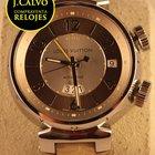 Louis Vuitton TAMBOUR REVEIL GMT