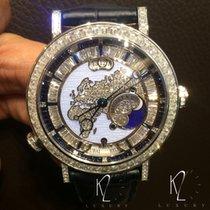 Breguet Hora Mundi Diamond Baguette Special Edition - 5719PT