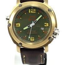 Anonimo Marlin Bronze Green dial