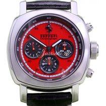 Panerai Ferrari Granturismo Chronograph FER00013 Red Stainless...