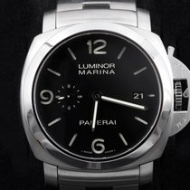 Panerai Pam 328 Luminor Marina 3-days 1950 44mm, Steel Bracelet