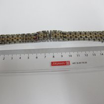 Girard Perregaux Stahl Gold Braclet Armband 16mm