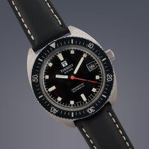 Tissot Navigator stainless steel automatic on strap