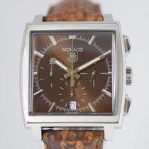 TAG Heuer CW2114 Monaco Chronograph Ltd edition