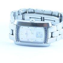 Baume & Mercier Hampton Damen Uhr Stahl/stahl Sapphire...