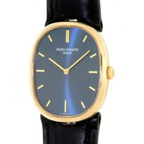 Patek Philippe Elisse 3648 Yellow Gold, Leather, 26x32mm