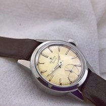 Zenith vintage steel Sporto , serviced in very good condition