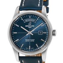 Breitling Transocean Men's Watch A453109T/C921-105X
