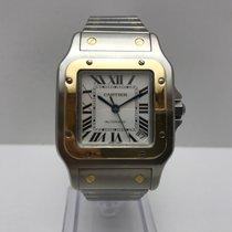 Cartier Santos Galbee  XL Acero / Oro