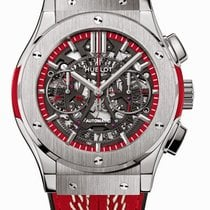 Hublot Classic Fusion 45mm Aerofusion Cricket World Cup 2015...