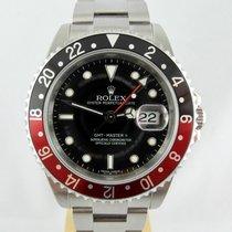 Rolex GMT MASTER II  red-black  Stick dial ,NOS,NUOVO rosso-nero