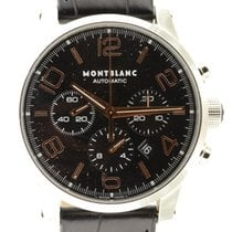 Montblanc Timewalker Steel Ref. 101548 Automatic Chronograph 43mm