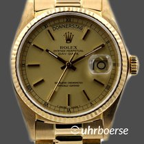 Rolex Oyster Perpetual Day-Date in Gelbgold 18kt um 1978