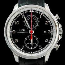 IWC Yacht Club Chronograph