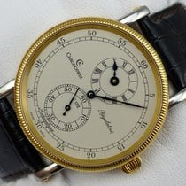 Chronoswiss Regulateur Automatic - Stahl-Gold - CH 1222
