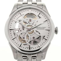 Hamilton Jazzmaster Viewmatic Skeleton 36 Steel