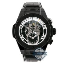 Hublot Big Bang King Bi-Retrograde Juventus Football Club...