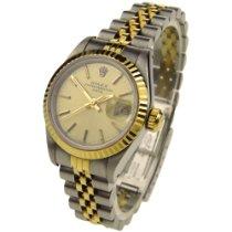 Rolex Lady Date Steel & Gold 69173