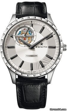 Zenith El Primero Captain Tourbillon