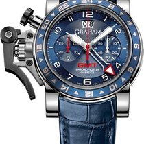 Graham CHRONOFIGHTER OVERSIZE GMT - 100 % NEW - FREE SHIPPING