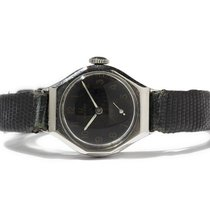 Omega Ladies Stainless Steel Wristwatch