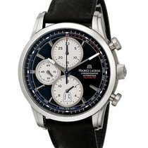 Maurice Lacroix Portos Chronograph Retro Mens Automatic in Steel