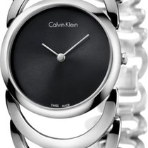 ck Calvin Klein body K4G23121 Damenarmbanduhr Schmuckband