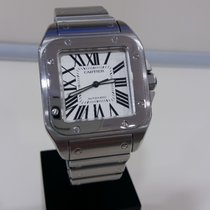Cartier Santos 100 Large Automatic 38mm