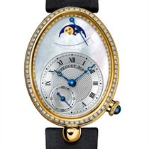 Breguet Reine de Naples Moonphase Power Reserve 8908