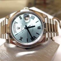Rolex DAY DATE II PLATINUM 228206