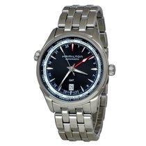 Hamilton Jazzmaster Gmt Auto H32695131 Watch