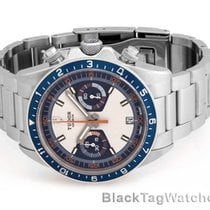 Tudor Heritage Chronograph Blue and Silver Watch