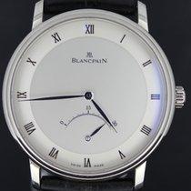Blancpain Villeret Retrograde White Gold (Full Set-2007) 40MM