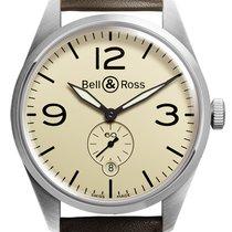 Bell & Ross BR 123 Vintage BRV 123 Original Beige