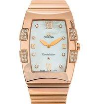 Omega Watch Constellation Quadrella 1186.75.00