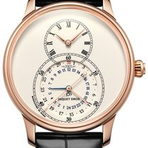 Jaquet-Droz Grande Seconde Dual Time 43mm j016033200
