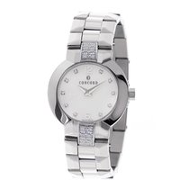 Concord LaScala Ladies Watch in Stainless Steel with Diamonds...