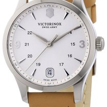 Victorinox Swiss Army Alliance 241541 Steel Womens Strap Watch...