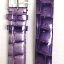 Philip Stein Glossy Leather Watch Straps fits 18mm Lug size