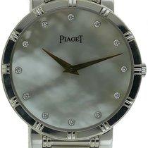Piaget Ladies Piaget Dancer 18k White Gold Mother Of Pearl...