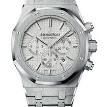 Audemars Piguet Royal Oak Chronograph Stainless Steel Watch