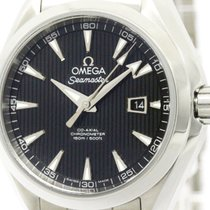 Omega Polished Omega Seamaster Aqua Terra Ladies Watch...