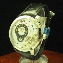Glashütte Original Panoinverse Xl 18kt 750 Gold Herrenuhr /...