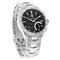 TAG Heuer Link Calibre S Mens Swiss Quartz Chrono Watch...