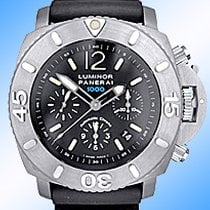 """Panerai Gent's Stainless Steel  """"Submersible 1000M&#34..."""