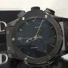 Hublot 2014:  All Black Classic Fusion Chronograph Limited...
