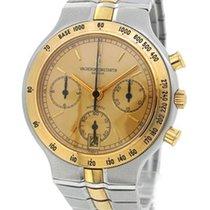 Vacheron Constantin 18K Gold/SS Phidias Chronograph 49001, w...