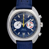 Certina vintage chrono DS2 Chronolympic valjoux 234