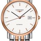 Longines Elegant Automatic 34.5mm Midsize Watch